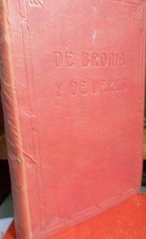 DE BROMA Y DE VERAS números 79, 80, 81, 82, 83 y 84 encuadernados en un sólo tomo