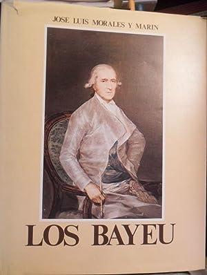 LOS BAYEU: JOSÉ LUIS MORALES