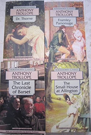 Dr. Thorne + Framley Parsonage + The: Anthony Trollope