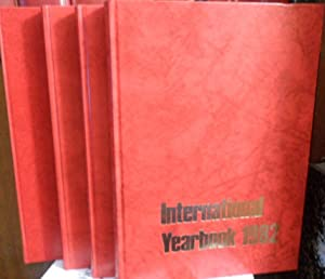 INTERNATIONALL YEARBOOK 1979 a yearbook covering the