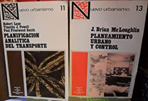 PLANEAMIENTO URBANO Y CONTROL + PLANIFICACIÓN ANALÍTICA: J. BRIAN McLOUGHLIN