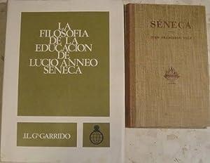 Séneca (Juan Francisco Vela) + La filosofia