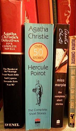 AGATHA CHRISTIE'S DETECTIVES five complete novels (The: AGATHA CHRISTIE