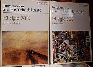 Introducción a la Historia del Arte EL: DONALD MARTIN REYNOLDS
