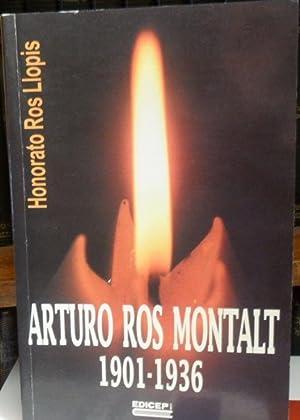 ARTURO ROS MONTALT 1901-1936 Centenario de un mártir cristiano: HONORATO ROS LLOPIS