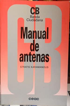 MANUAL DE ANTENAS: STRATIS KARAMANOLIS