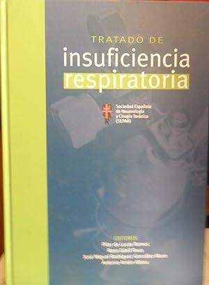 TRATADO DE INSUFICIENCIA RESPIRATORIA: PILAR DE LUCAS
