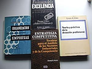 TEORÍA Y PRÁCTICA DE LA DIRECCIÓN PROFESIONAL: LOUIS A. ALLEN//MICHAEL