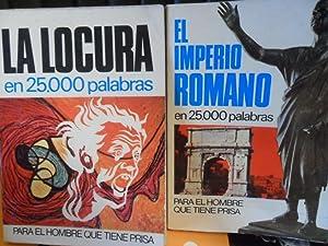 EL IMPERIO ROMANO EN 25000 PALABRAS 43: MARTIN KLENK //