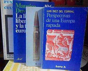 LA LIEBRE LIBERAL Y LA TORTUGA EUROPEA: MAURICE DUVERGER //