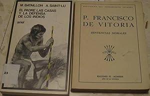 Sentencias morales (F. de Vitoria) + El: F. de Vitoria