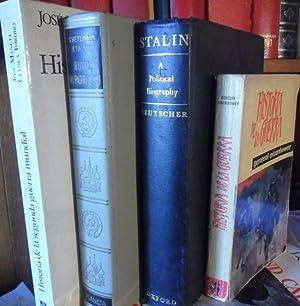 STALIN a Political Biography + RUSIA, MI: I. DEUTSCHER //