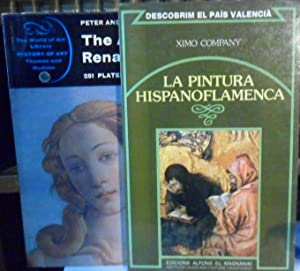 LA PINTURA HISPANOFLAMENCA + THE ART OF THE RENAISSANCE (2 libros)
