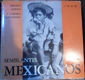 SEMBLANTES MEXICANOS: BERNICE KOLKO -
