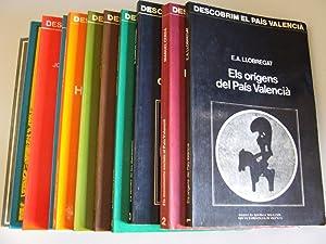 ELS ORIGENS DEL PAÍS VALENCIÀ+ELS MOVIMENTS SOCIALS: E.A.LLOBREGAT//MANUEL CERDÁ//R.GARCÍA CÁRCEL//JOSEP