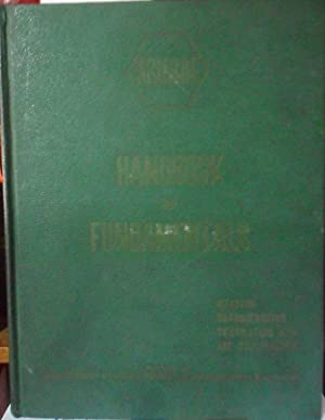 Ashrae Book Of Fundamentals