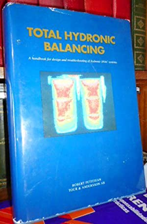 TOTAL HYDRONIC BALANCING A handbook for design and troubleshooting of hidronic HVAC systems