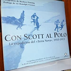 CON SCOTT AL POLO La expedición del