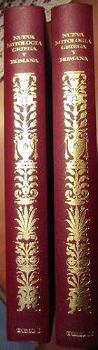 Nueva mitologia griega y romana. (2 volúmenes): Richepin, Juan