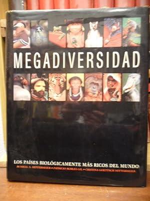 Megadiversidad: MITTERMEIER, Russell; GOETTSCH MITTERMEIER, Cristina