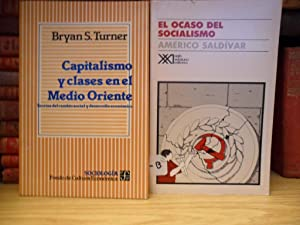 El ocaso del socialismo.+ Capitalismo y clases: SALDÍVAR, Americo; TURNER,