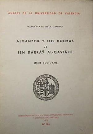 Almanzor y los poemas de Ibn Darray Al-Qastalli: La Chica Garrido, Margarita