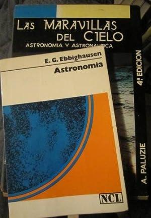 Las maravillas del cielo + Astronomia (2: A. Paluzie //