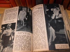 Colección IDOLOS del Cine . (26 revistas encuadernadas en un tomo)