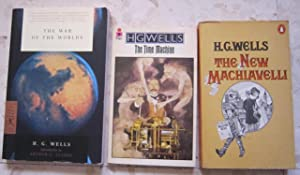 The War of Worlds + The Time: H.G. Wells