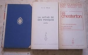 cuatro granujas sin tacha. La salsa de: G.K. Chesterton //
