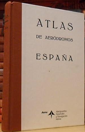 ATLAS DE AERÓDROMOS ESPAÑA