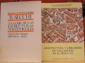 ARQUITECTURA Y URBANISMO DE VALLADOLID EN EL SIGLO XX. Historia de Valladolid VIII-1+ANALISIS DE ...