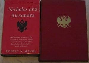 Historia de Rusia + Nicholas & Alexandra (2 libros): N. Brian-Chaninov // Robert K. Massie