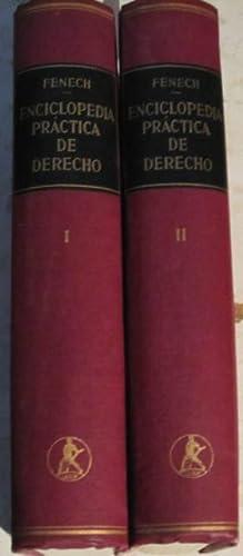 Enciclopedia práctica de derecho (2 tomos): Miguel Fenech (dirección de la obra)