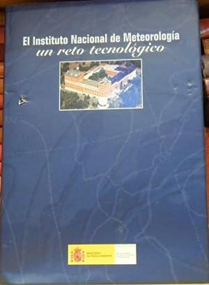 El Instituto Nacional de Meteorología un reto tecnológico: Carlos García-Legaz ...