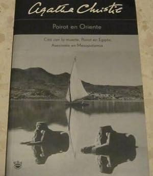 Poirot en Oriente: Cita con la muerte,: Agatha Christie
