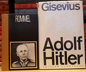 Adolf Hitler + Rommel (2 libros): Hans Bernd Gisevius // Bernard Michal (editor)