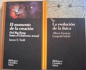 La evolución de la física + El: Alert Einstein y