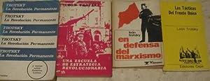 Una escuela de estrategia revolucionaria + Las: León Trotsky