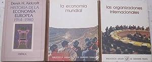 Historia de la economía europea + La: Derek H. Aldcroft//