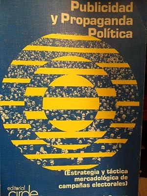 PUBLICIDAD Y PROPAGANDA POLÍTICA ( Estrategia y táctica mercadológica de campa...