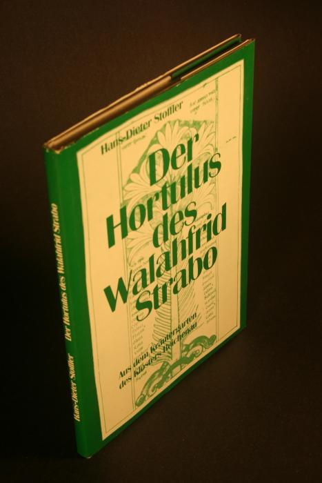 Der Hortulus des Walahfrid Strabo. Aus dem: Stoffler, Hans-Dieter