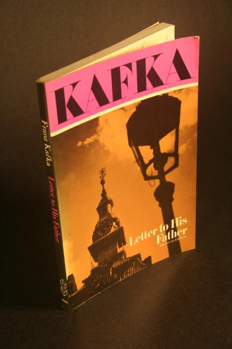 Letter to His Father / Brief an: Franz Kafka