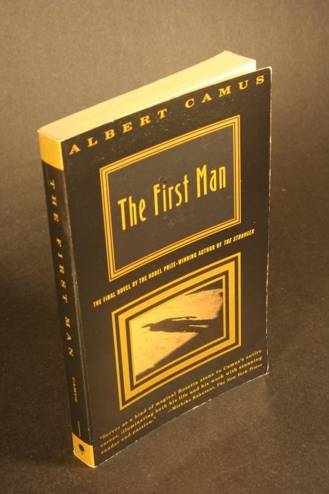 The First Man (Vintage International): Albert Camus