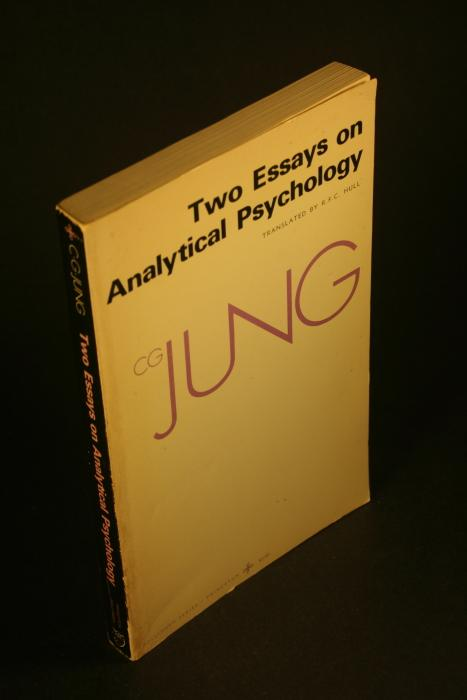 Two essays on analytical psychology. - Jung, Carl Gustav, 1875-1961