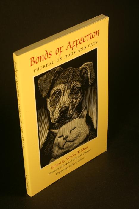 Bonds of Affection. Thoreau on Dogs and: Thoreau, Henry David,
