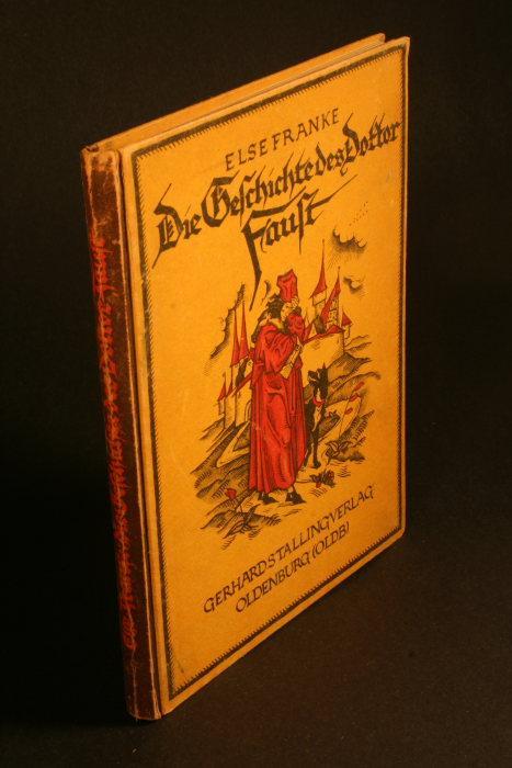 Die Geschichte des Doktor Faust: Franke, Else