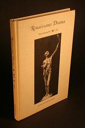 Renaissance Drama. New Series XI. Tragedy.: Cole, Douglas, ed.