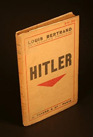 Hitler.: Bertrand, Louis