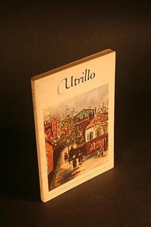Maurice Utrillo (1883- ).: Werner, Alfred, 1911-1979